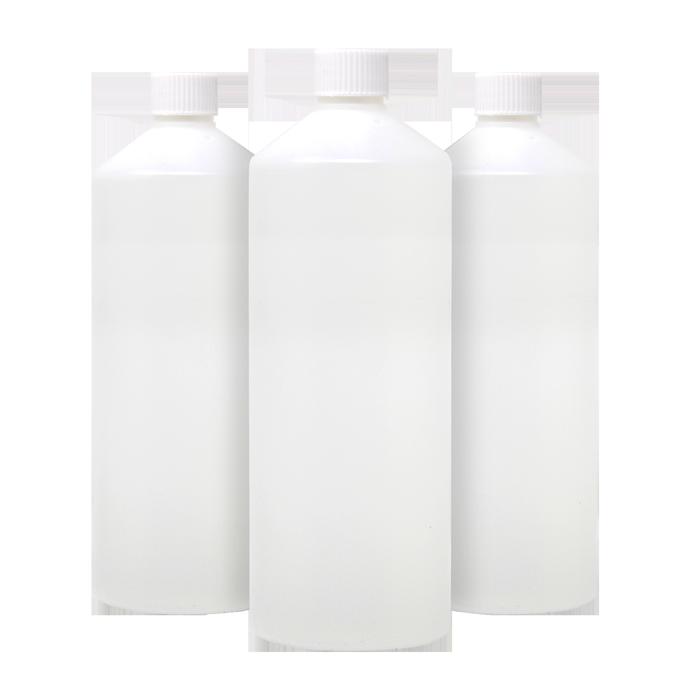 Three litres of Vegetable Glycerine