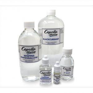 Capella Silverline flavour concentrate Litre 500ml 30ml 100ml 10ml