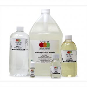 One on One OoO Gallon Litre 500ml 100ml 10ml bottles