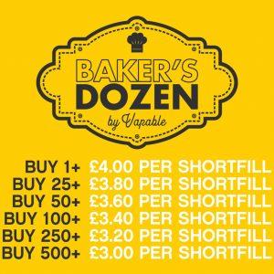 Bakers_Shortfill-Price-List