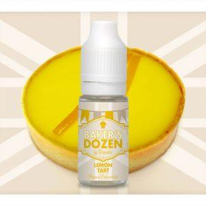 Bakers Dozen Lemon Tart Flavour Concentrate 10ml bottle