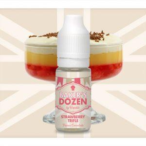 Bakers Dozen Strawberry Trifle Flavour Concentrate 10ml bottle