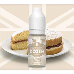 Bakers Dozen Victoria Sponge Flavour Concentrate 10ml bottle