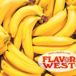 Flavor West Banana Flavour Concentrate