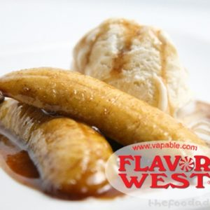 Flavor West Bananas Foster Flavour Concentrate