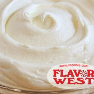 Flavor West Bavarian Cream Flavour Concentrate