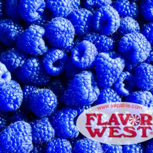 Flavor West Blue Raspberry Flavour Concentrate