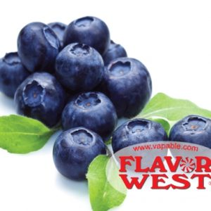 Flavor West Blueberry Flavour Concentrate