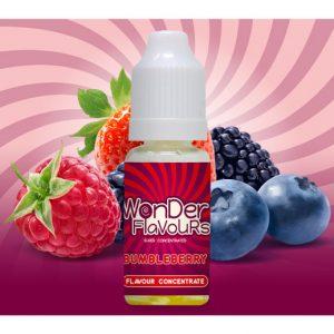 Wonder Flavours Bumbleberry Flavour Concentrate 10ml Bottle