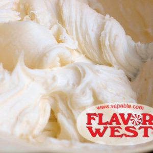Flavor West Butter Cream Flavour Concentrate