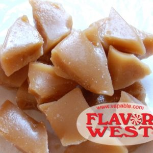 Flavor West Butter Toffee Flavour Concentrate