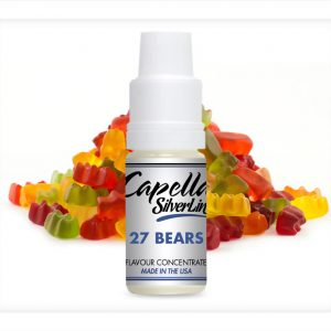 Capella Silverline 27 Bears Flavour Concentrate 10ml bottle