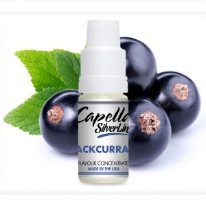 Capella Silverline Blackcurrant Flavour Concentrate 10ml bottle