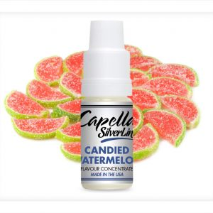Capella Silverline Candied Watermelon Flavour Concentrate 10ml bottle