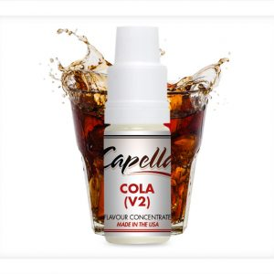 Capella Cola v2 Flavour Concentrate 10ml bottle