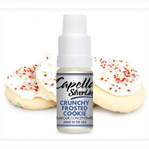 Capella Crunchy Frosted Cookie Flavour Concentrate 10ml bottle