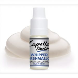 Capella Silverline Whipped Marshmallow Flavour Concentrate 10ml bottle