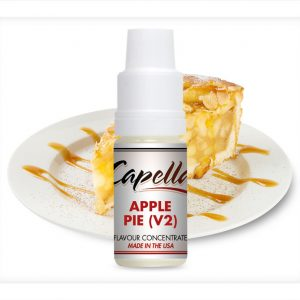 Capella Apple Pie v2 Flavour Concentrate 10ml bottle