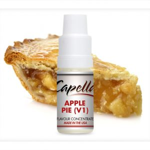 Capella Apple Pie v1 Flavour Concentrate 10ml bottle