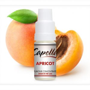 Capella Apricot Flavour Concentrate 10ml bottle