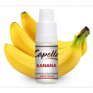 Capella Banana Flavour Concentrate 10ml bottle