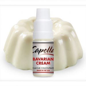 Capella Bavarian Cream Flavour Concentrate 10ml bottle
