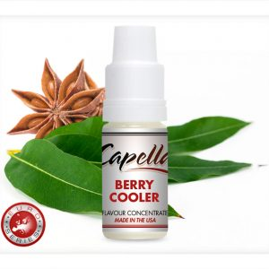 Capella Berry Cooler Flavour Concentrate 10ml bottle