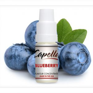Capella Blueberry Flavour Concentrate 10ml bottle