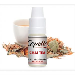Capella Chai Tea Flavour Concentrate 10ml bottle