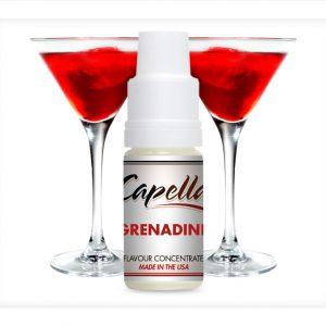 Capella Grenadine Flavour Concentrate 10ml bottle