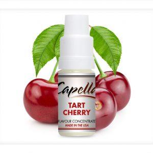 Capella Tart Cherry Flavour Concentrate 10ml bottle