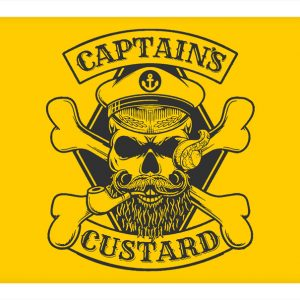 Captain's Custard One Shot