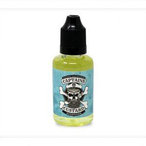 Captains Custard Honeycomb 30 millilitre One Shot bottle