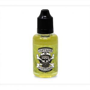 Captains Custard Lemon Curd 30 millilitre One Shot bottle