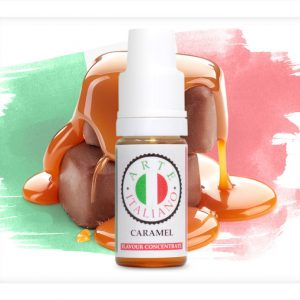 Arte Italiano Caramel Flavour Concentrate 10ml bottle