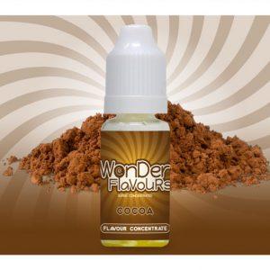 Wonder Flavours Cocoa Flavour Concentrate 10ml Bottle