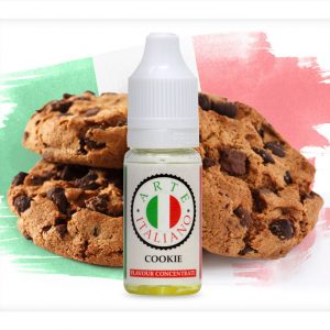 Arte Italiano Cookie Flavour Concentrate 10ml bottle