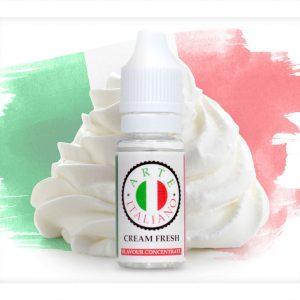 Arte Italiano Cream Fresh Flavour Concentrate 10ml bottle