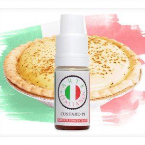 Arte Italiano Custard Pi Flavour Concentrate 10ml bottle