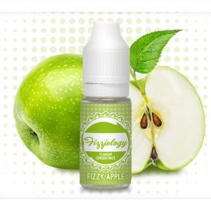 Fizziology Fizzy Apple Flavour Concentrate 10ml Bottle