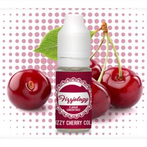 Fizziology Fizzy Cherry Cola Flavour Concentrate 10ml Bottle