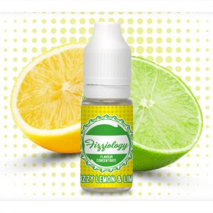 Fizziology Fizzy Lemon and Lime Flavour Concentrate 10ml Bottle