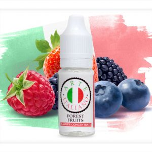 Arte Italiano Forest Fruits Flavour Concentrate 10ml bottle