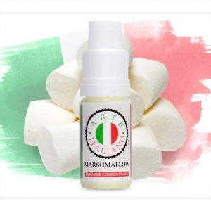 Arte Italiano Marshmallow Flavour Concentrate 10ml bottle