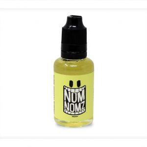 Nom Nomz Lemon Drizzle 30 millilitre One Shot Bottle