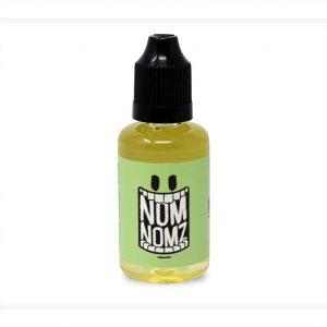 Nom Nomz Lime Bake 30 millilitre One Shot Bottle