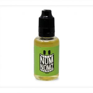 Nom Nomz Lime Tart 30 millilitre One Shot Bottle