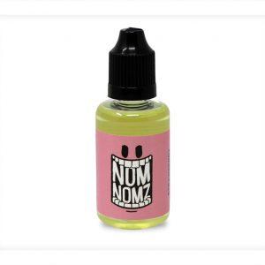 Nom Nomz Strawberry Ambrosia 30 millilitre One Shot Bottle