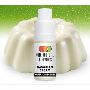 One on One OoO Bavarian Cream Flavour Concentrate 10ml bottle
