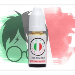 Arte Italiano Vape Wizard Flavour Concentrate 10ml bottle